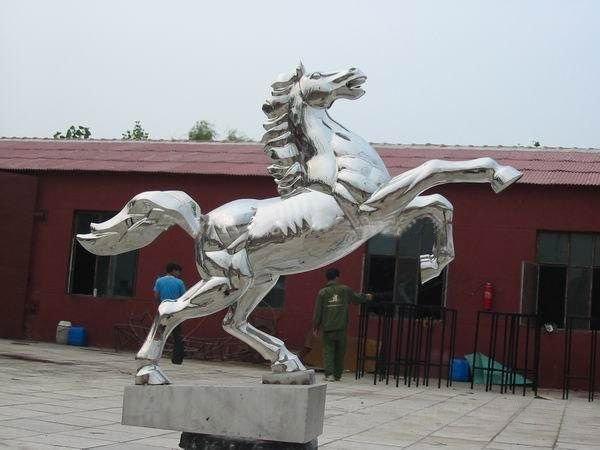 重庆贵阳不锈钢雕塑制作厂家