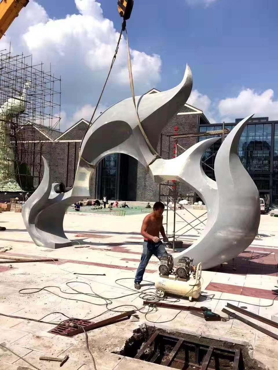 万博官网手机版网页雕塑厂家案列